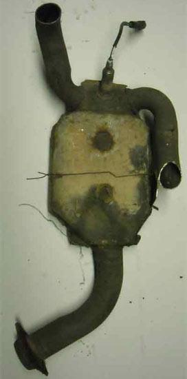 Catalytic Converter ID: Federal Autocat: